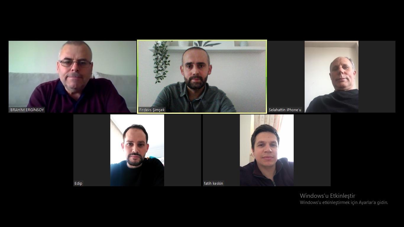 Eğitim Bir-Sen Kırklareli Şubesi Olarak Covid 19 Tedbirleri Kapsamında İl Yönetim Kurulu Toplantımızı Telekonferans Yöntemi İle Yaptık